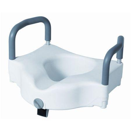Inaltator pentru toaleta cu suport pentru maini