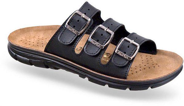 Papuci ortopedici barbati Ortomed 3006-0-P02