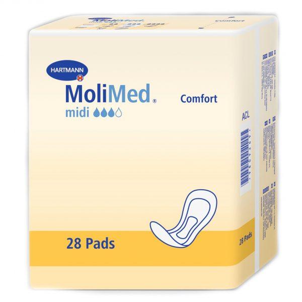 Absorbante pentru adulti Moli Med Confort midi