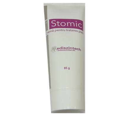 Crema pentru tratarea pielii din jurul stomei