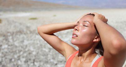 Deshidratarea organismului