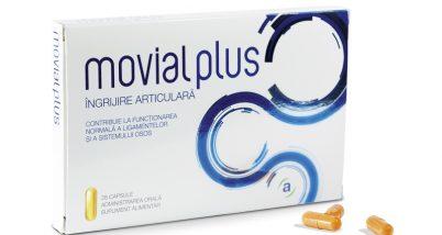 Movial Plus sau, cum scapam de durerile articulare