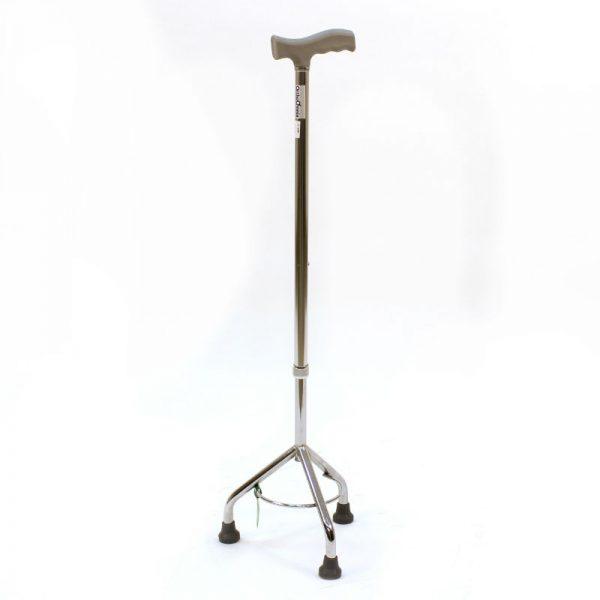 Baston metalic cu 3 picioare