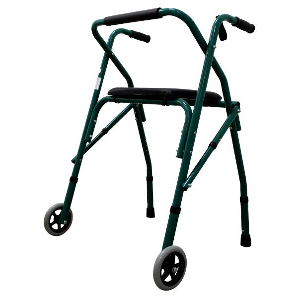 Ordin imagini oficiale reducere Cadru aluminiu, cu roti frontale si suport pentru sedere - Catena ...