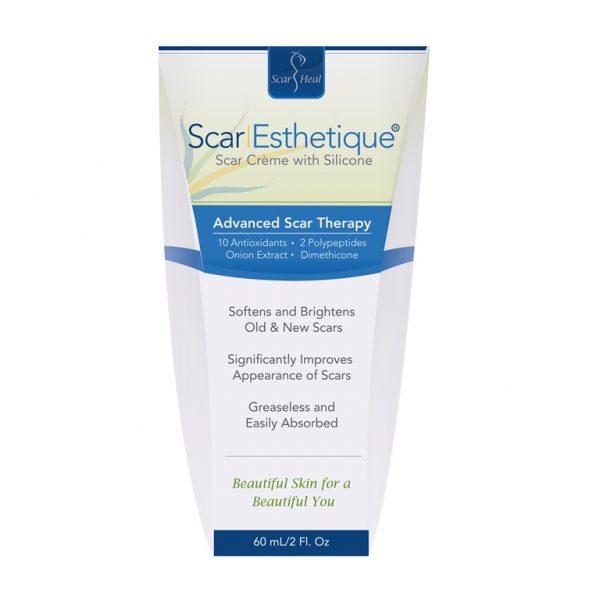 Crema cu silicon pentru cicatrici Scar Esthetique 60ml