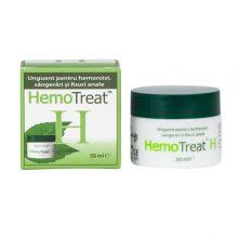 Crema pentru afectiuni hemoroidale Hemo Treat 50 ml