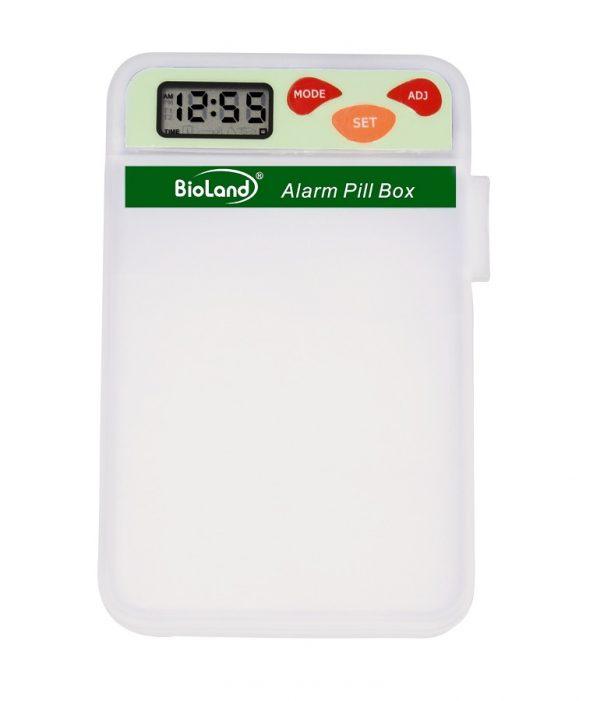 Cutie pentru tablete cu alarmare sonora 201