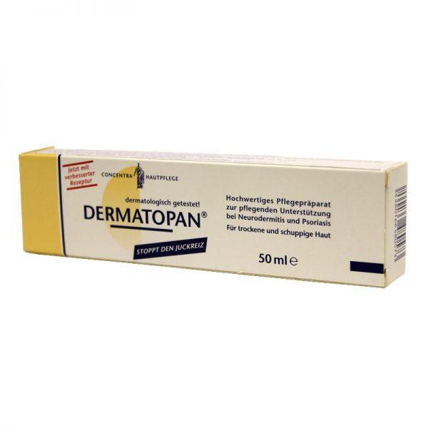 Dermatopan crema impotriva pruritului