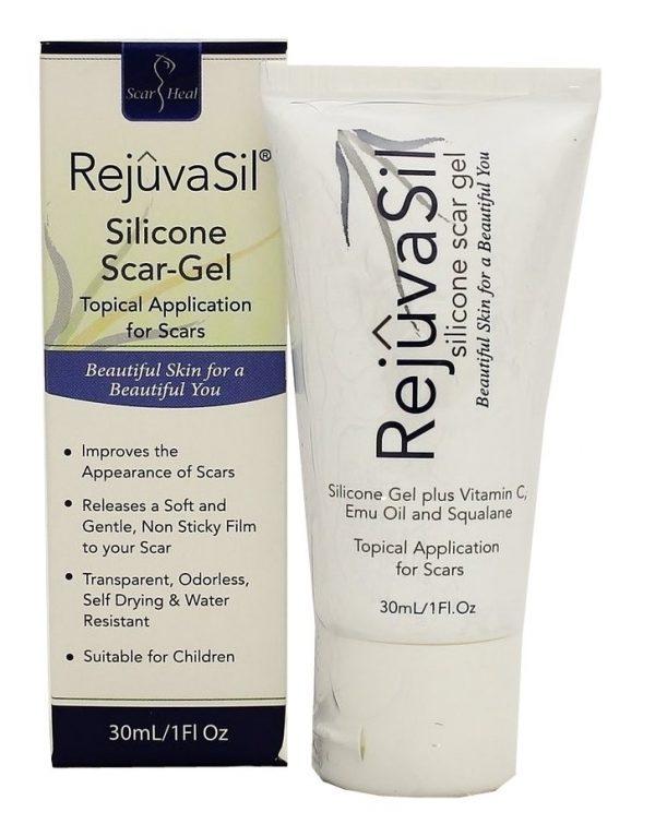 Gel siliconic pentru cicatrici RejuvaSil 30 ml