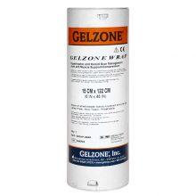 Gelzone - fasa compresiva siliconata 15x122 cm
