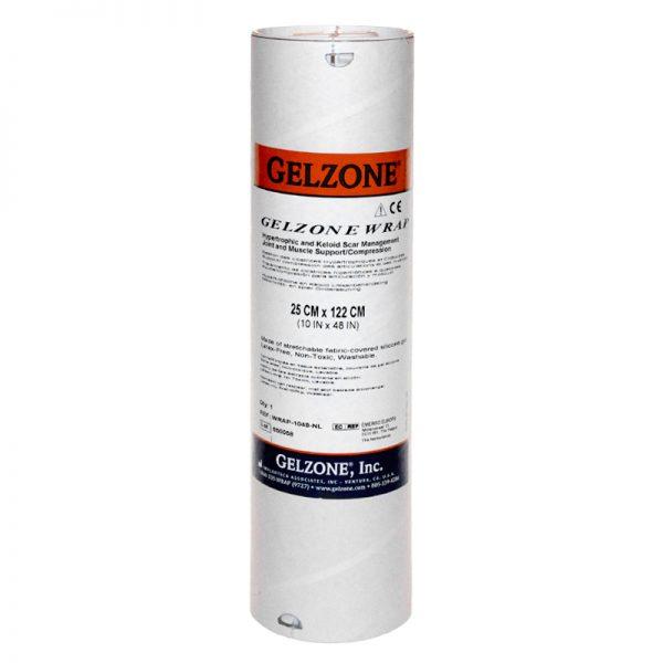 Gelzone - fasa compresiva siliconata 25x122 cm