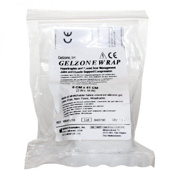 Gelzone-fasa compresiva siliconata 5x41 cm