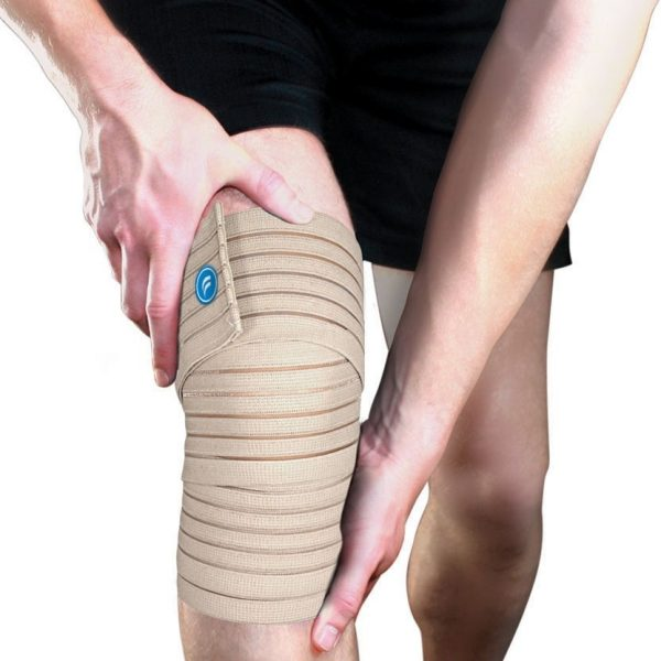 Genunchiera elastica tip banda