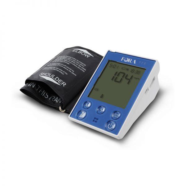 Glucometru FORA D40 - Sistem dual de masurare a glicemiei si tensiunii