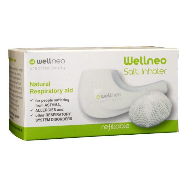 Inhalator Wellneo Salt