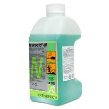 Lichid concentrat pentru dezinfectia suprafetelor Descocid N 2L