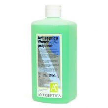 Lotiune antimicrobiana pentru spalarea si tratarea pielii Dermotan 500 ml
