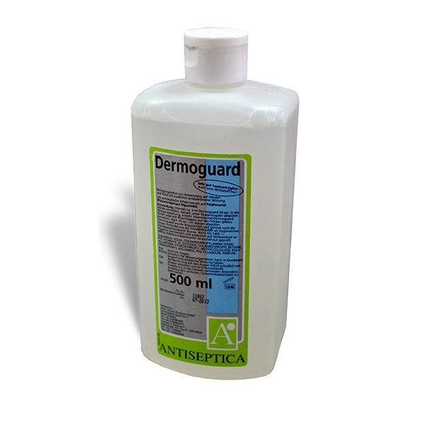 Lotiune antimicrobiana profesionala pentru spalarea corpului Dermoguard 500 ml