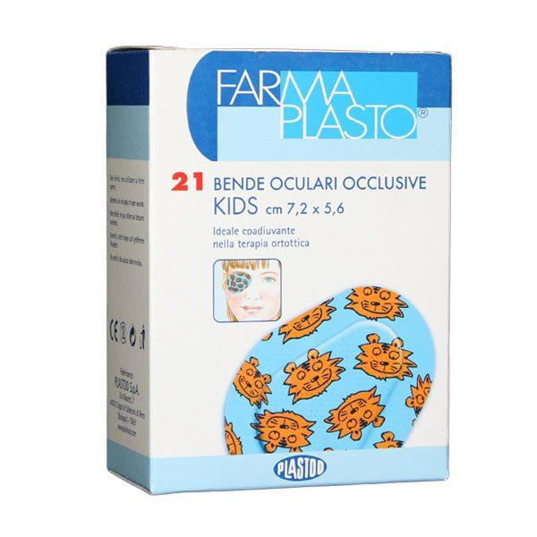 Ocluzoare Farma Plast Kid 7,2 x 5,6 cm