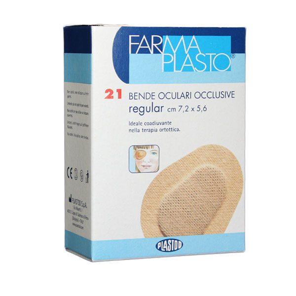 Ocluzoare FARMA PLAST REGULAR X 21 BUC  7,2 x 5,6 cm