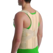 Orteza corset toraco-lombar cu atele de otel