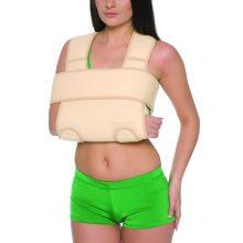 Orteza de tip bandaj cu efect de incalzire pentru umar si brat