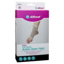 Orteza elastica pentru glezna ranita sau slabita