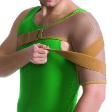 Orteza elastica pentru umar cu fixare suplimentara