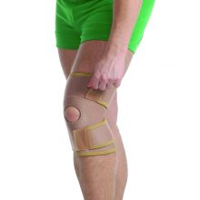 Orteza mobila pentru genunchi unilaterala universala