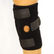 Orteza pentru genunchi cu balamale pivotante
