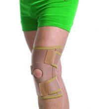 Orteza pentru genunchi cu deschidere pe rotula