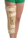 Orteza pentru genunchi imobilizatoare