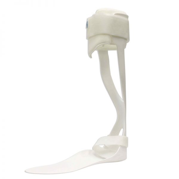 Orteza pentru glezna cu suport peroneal pentru piciorul drept