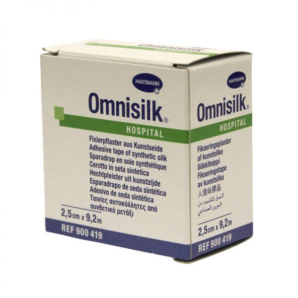 Plasture hipoalergen Omnisilk 2.5x9.2