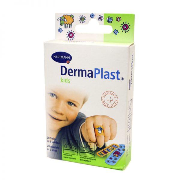 Plasturi pentru copii DermaPlast Kids