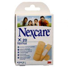 Plasturi textili elastici rezistenti Nexcare