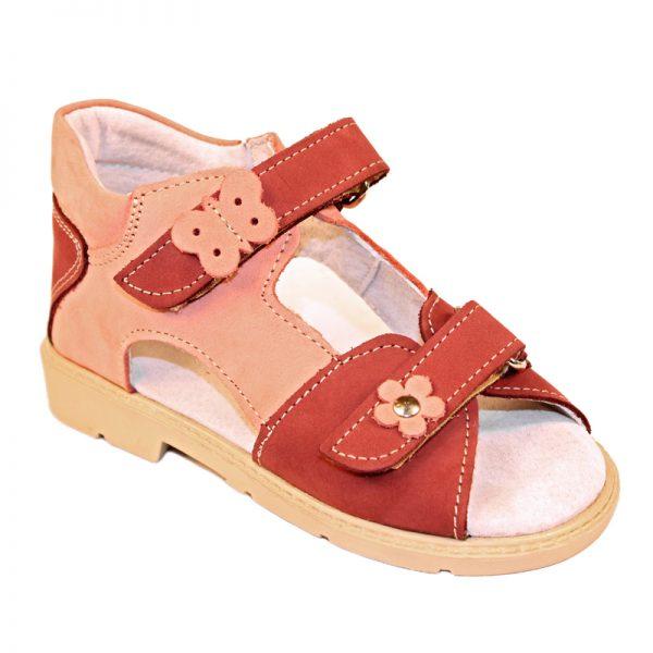 Sandale ortopedice cu model pentru copii