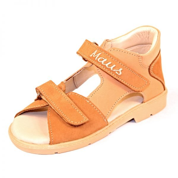 Sandale ortopedice pentru copii baieti