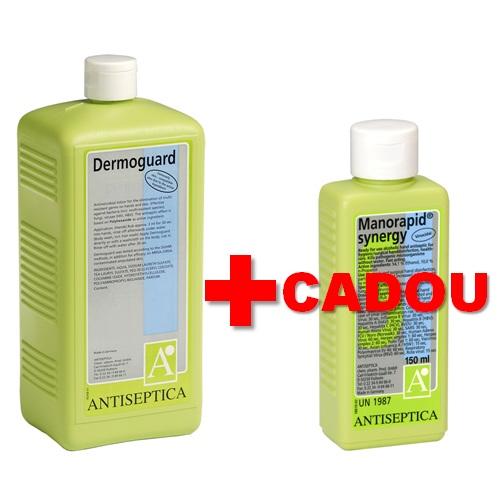 Sapun antiseptic + cadou, dezinfectant pentru maini Manorapid 150 ml