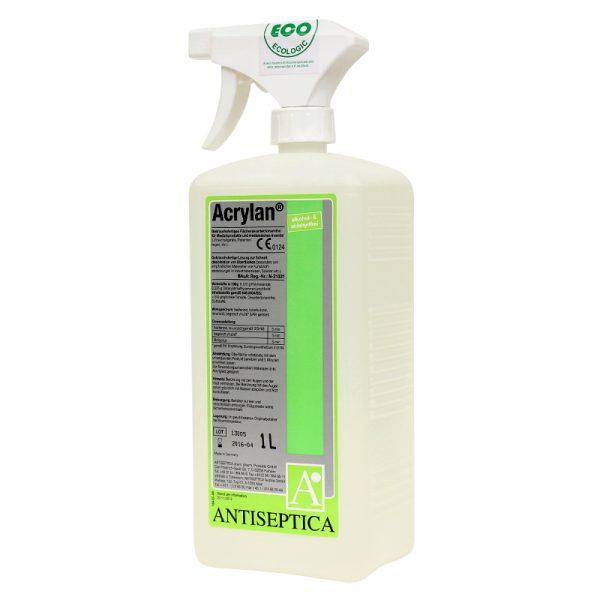 Solutie pentru dezinfectia suprafetelor si instrumentelor medicale Acrylan 1 l