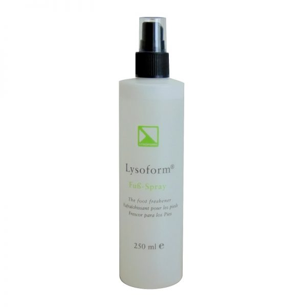 Spray deodorant pentru picioare Fuss Lysoform