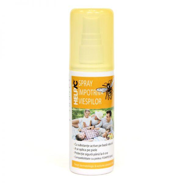 Spray impotriva intepaturilor de albine si viespi Helpic 100ml