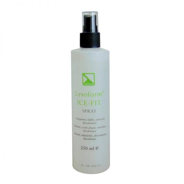 Spray relaxant pentru corp Ice Fit Lysoform