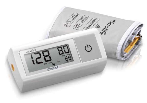 Tensiometru automat cu tehnologie Gentle + BP A1 Easy - Portabil