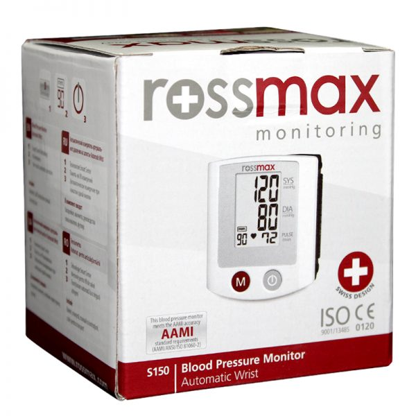 Tensiometru electronic bratara Rossmax