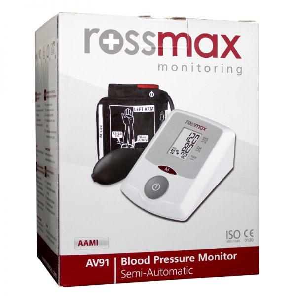 Tensiometru electronic semiautomat Rossmax