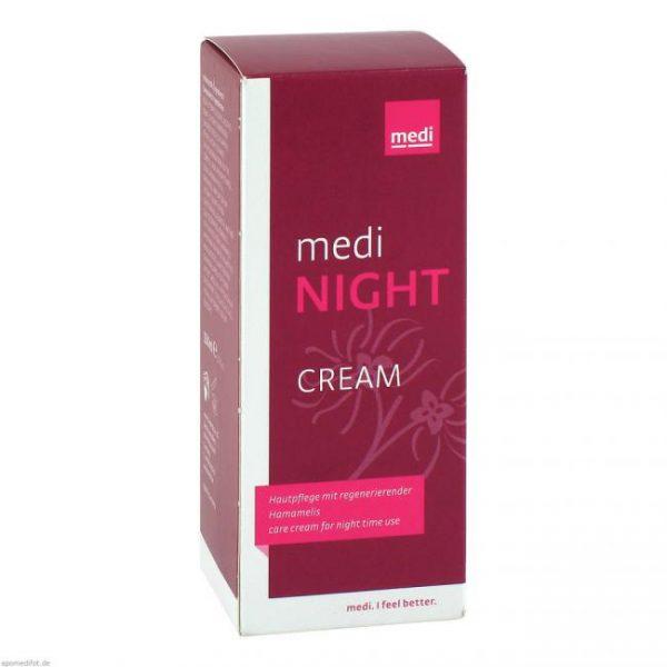 Crema regeneratoare pentru piele pe timpul noptii