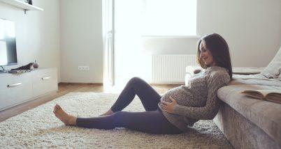 Ciorapii compresivi pentru femeile insarcinate