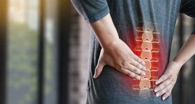 Dureri lombare – simptome, cauze si tratament