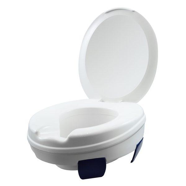 Inaltator pentru vasul de toaleta cu capac